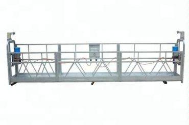 Plateforme d'accès suspendue / Télécabine à accès suspendu / Berceau d'accès suspendu / balançoire d'accès suspendu