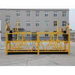 haute qualité et chaud zlp630 zlp800 plateforme de travail de puissance zlp 630 plateforme suspendue