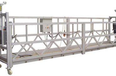 630 kg zlp630 d'équipement suspendu électrique d'accès avec la grue ltd6.3