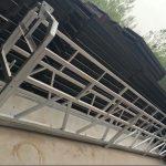 broche mobile - type plate-forme d'accès suspendue électrique zlp800 monophasé