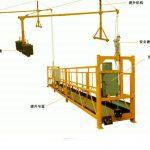 usine vente bonne qualité palan électrique pour plate-forme suspendue du fabricant direct