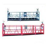 Équipement d'accès de ZLP500 Ssupended / gondole / berceau / échafaudage pour la construction
