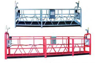 zlp500 a suspendu l'équipement d'accès / gondole / berceau / échafaudage pour la construction