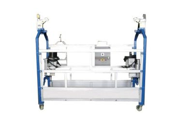 l étrier suspendu série de travail zlp de plate-forme de travail avec la serrure de sécurité centrifuge