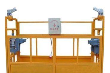 gondole de construction durable et sûre pour la décoration