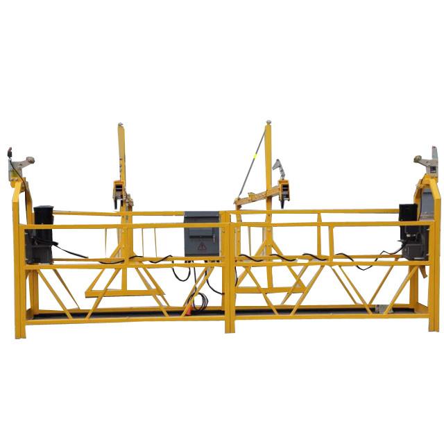 matériel de nettoyage de vitres de câbles à câbles suspendus (2)
