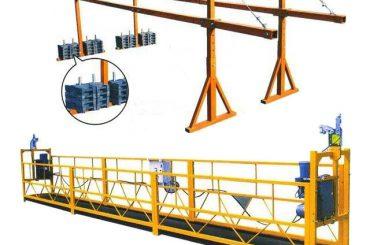 palan électrique pour plate-forme suspendue et palan électrique type cd1